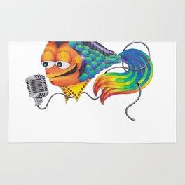 El-Fish Presley Rug
