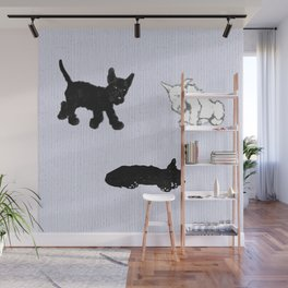 It's a dog's life Wall Mural