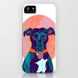 Lady Tala iPhone Case