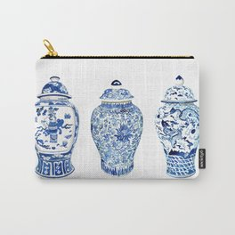 GINGER JAR TRIO Carry-All Pouch