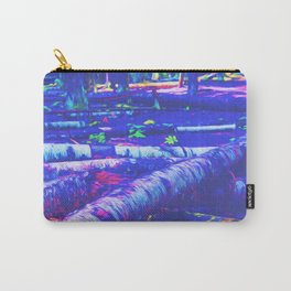Logs of Colour Carry-All Pouch