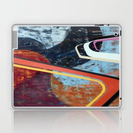 Something REALLY Strange Is Goin' On... Laptop & iPad Skin