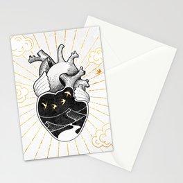 Desert Heart Inktober :: More Magick Stationery Cards