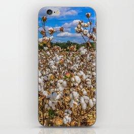 Sea of Cotton iPhone Skin