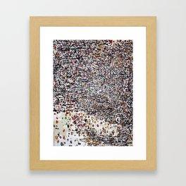 Abstraction 17 Framed Art Print