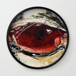Apocalypse Horseman  Pegase Horse's Red Eye Wall Clock