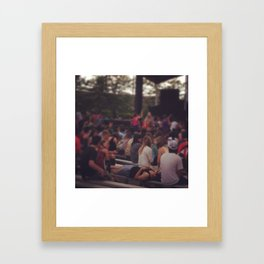 Generation Y  Framed Art Print