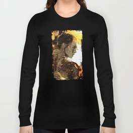 Rey in the Sand Long Sleeve T-shirt