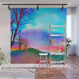 Eden of Creativity Wall Mural