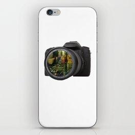 City Lens iPhone Skin