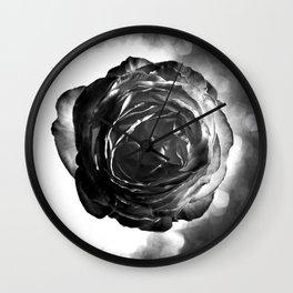 Rose 03 Wall Clock