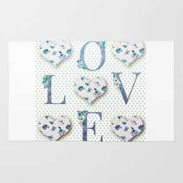 Country love Rug