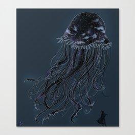 the voidfish Canvas Print