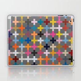 Glaze to Grey Laptop & iPad Skin