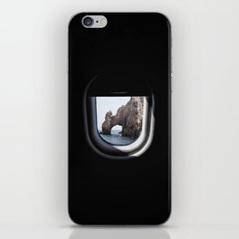 The Arch of Los Cabos from my seat iPhone Skin