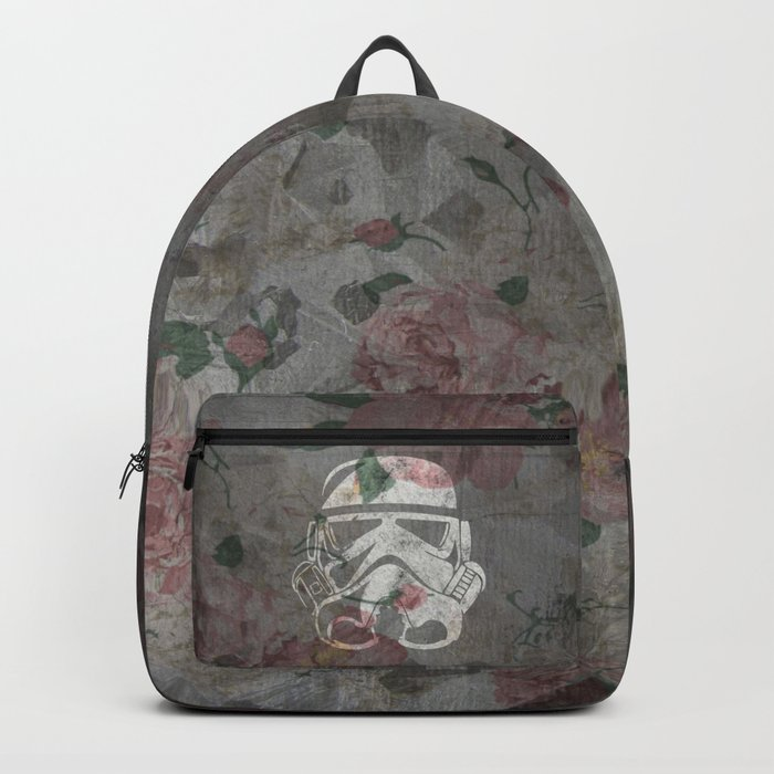 Floraltrooper Backpack