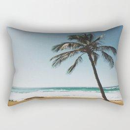 By the Beach  Rectangular Pillow