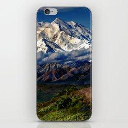 Denali National Park iPhone Skin