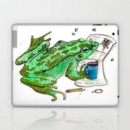 Gaylord's Weekly Challenge Laptop & iPad Skin