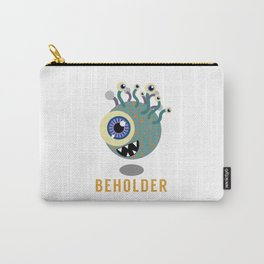 Beholder! Carry-All Pouch