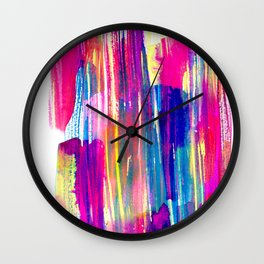 Renegade Wall Clock