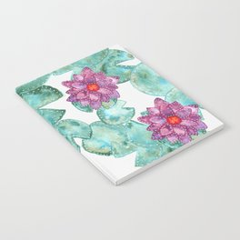 Lily Pads Notebook
