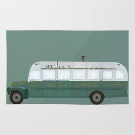 Into The Wild Magic Bus 142 Rug