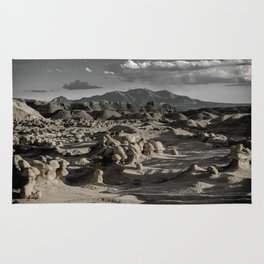 Goblin Valley and the Henry Mountains - Utah Rug
