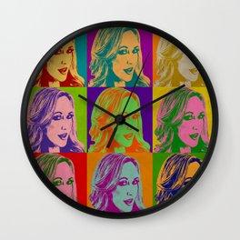 Brandi Love Wall Clock