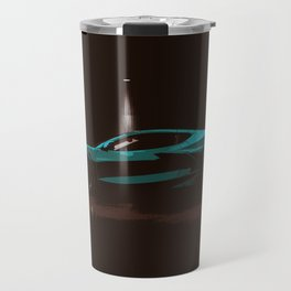American Sports Car / Supercar (Mid-Engined) Travel Mug