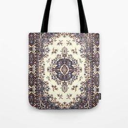V8 Moroccan Epic Carpet Texture Design. Tote Bag