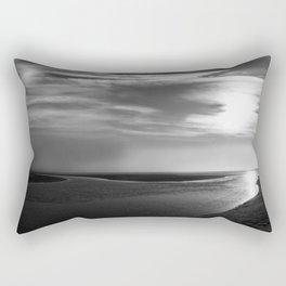 Divergent Paths Rectangular Pillow