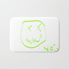 minimalism, nein, design simple, unic, big, art, graphic desing Bath Mat
