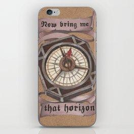 Now Bring Me That Horizon iPhone Skin