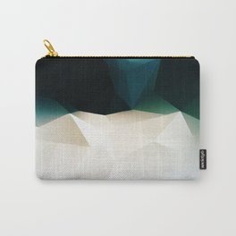 Melting Ice Carry-All Pouch