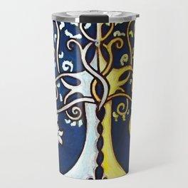 Valinor Trees Travel Mug