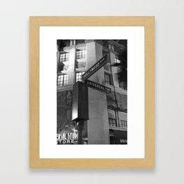 @ Singapore Framed Art Print