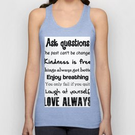 Happiness Generator Unisex Tank Top