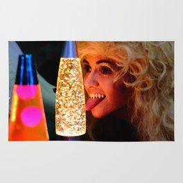 From A Proud Vampire Lineage of Qualified Lava Lamp Inspectors Rug