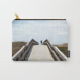 Ocracoke Pony Pen Boardwalk 2018 Carry-All Pouch