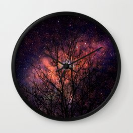 the shaft of the constellation Wall Clock