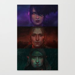 Apostates Canvas Print