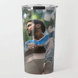 J.Cole 2014 Forest Hills Drive Drawing Travel Mug