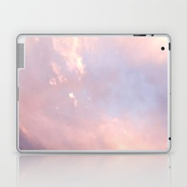 Cotton Candy Like Sky Laptop & iPad Skin