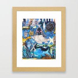 Virtus Framed Art Print