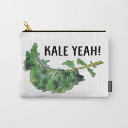 Kale Yeah! Carry-All Pouch