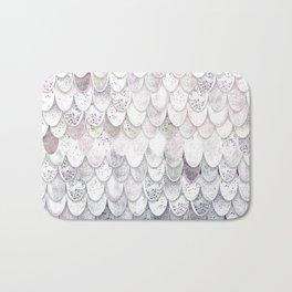 MAGIC MERMAID WHITE Bath Mat
