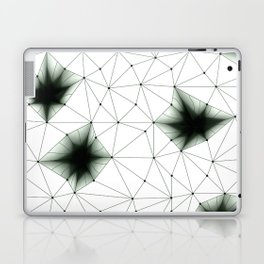 FLOWER NET Laptop & iPad Skin