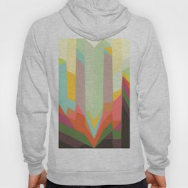 line abstract Hoody