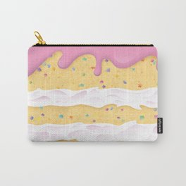 Confetti Cake Carry-All Pouch